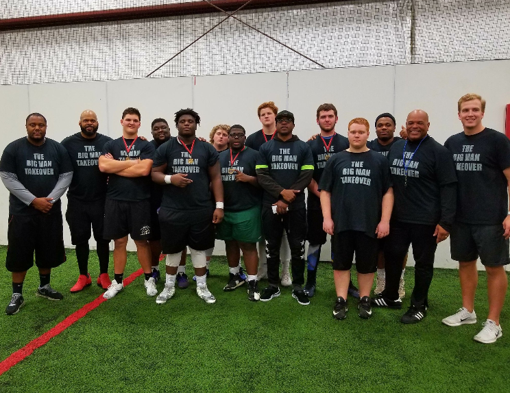 BigmanTakeover Lineman Season Training
